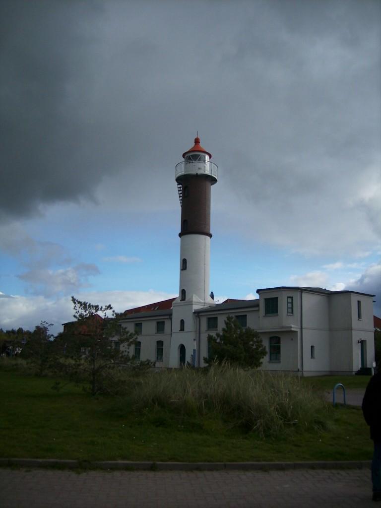 Der Leuchtturm in Timmendorf auf Poel