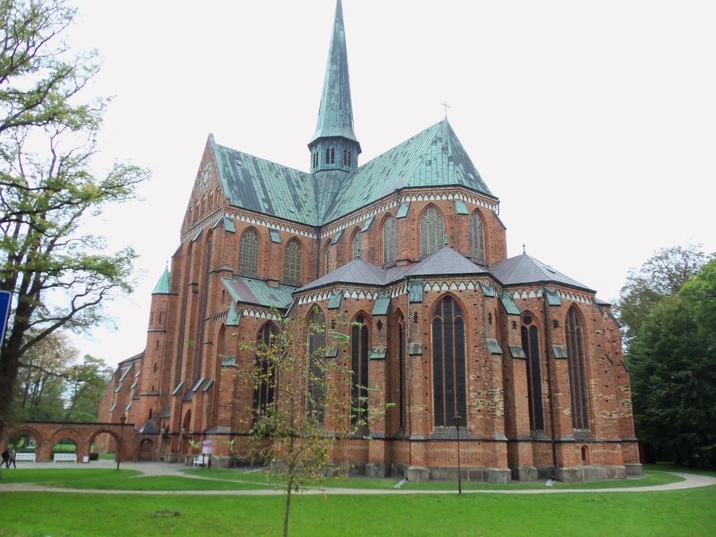 Die Klosterkirche in Bad Doberan