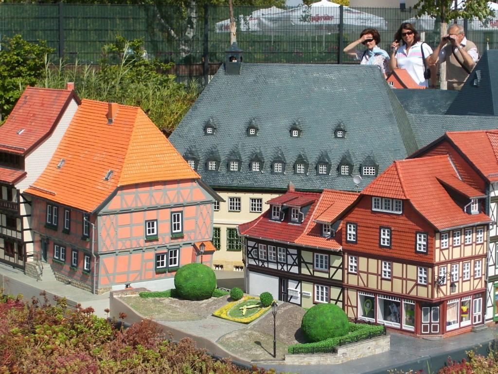 Das schiefe Haus von Wernigerode