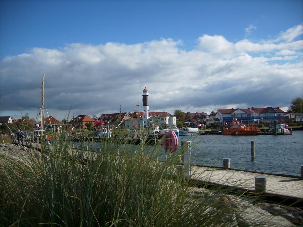 Fischerhafen in Timmendorf auf Poel